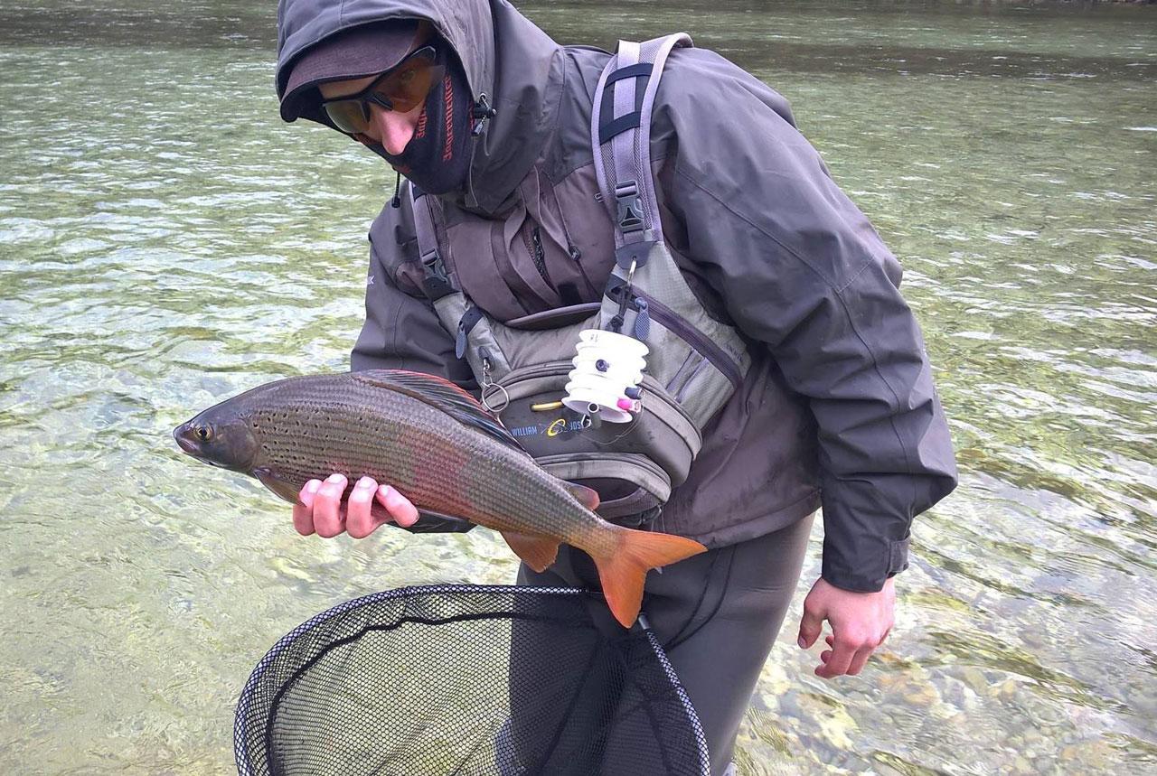 Il russo che pesca in 3.8 klevalka per scaricare