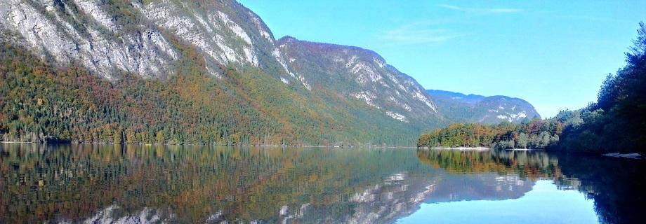 Bohinjsko lake