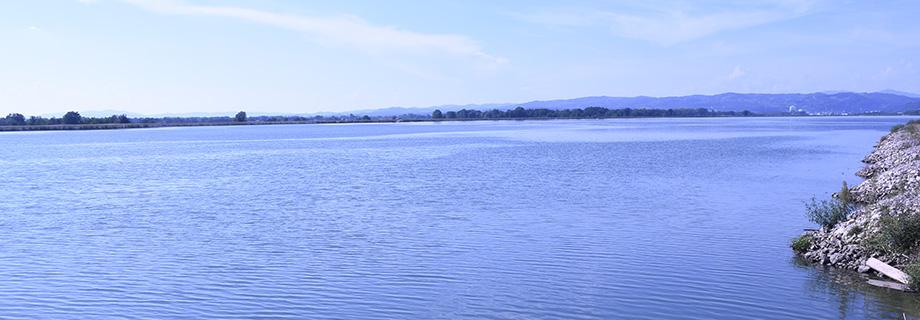 Sava - tekmovalna trasa